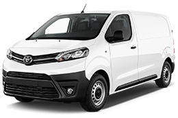 Mandataire TOYOTA PROACE COMBI RC21